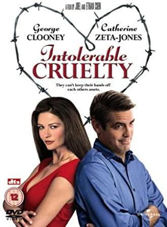 Intolerable Cruelty / Nesnesitelná krutost - v originálním znění bez CZ titulků - DVD /plast/