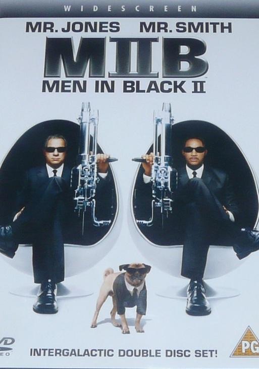 Men in Black II - Intergalactic Double Disc Set - v originálním znění bez CZ titulků - 2xDVD /plast/