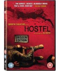 Hostel - v originálním znění bez CZ titulků - DVD /plast/