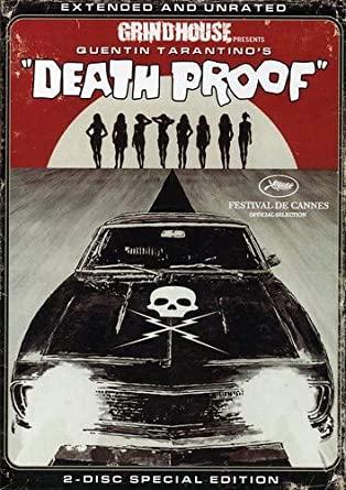 Death Proof - 2-Disc Special Edition - v originálním znění bez CZ titulků - 2xDVD /plast/