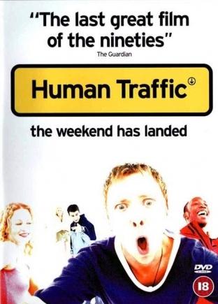 Human Traffic - v originálním znění bez CZ titulků - DVD /plast/