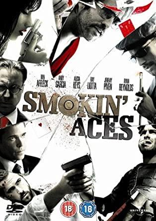 Smoking' Aces / Sejmi eso - v originálním znění bez CZ titulků - DVD /plast/