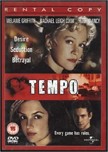 Tempo - v originálním znění bez CZ titulků - DVD /plast/