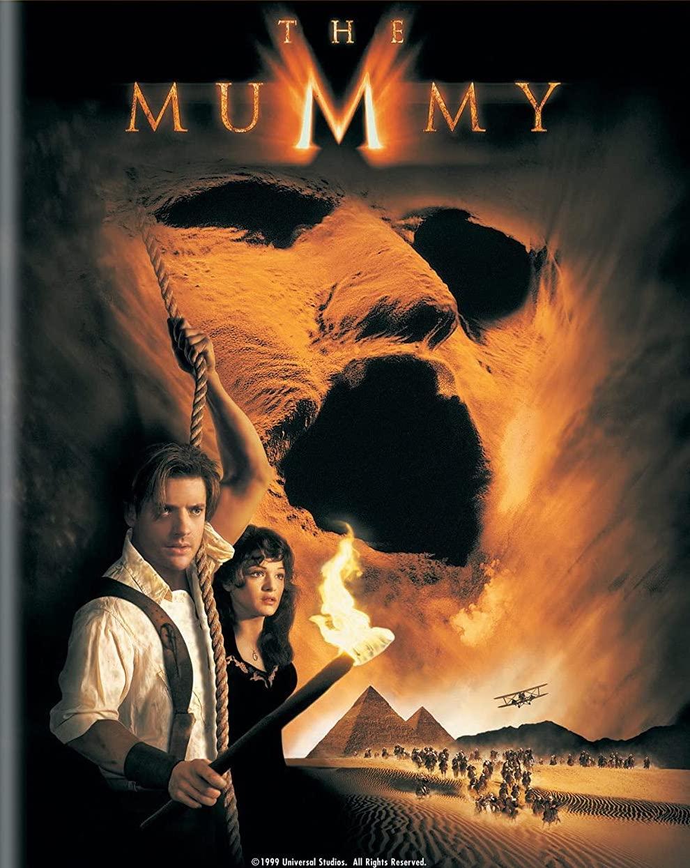 The Mummy / Mumie - v originálním znění s CZ titulky - DVD /plast/