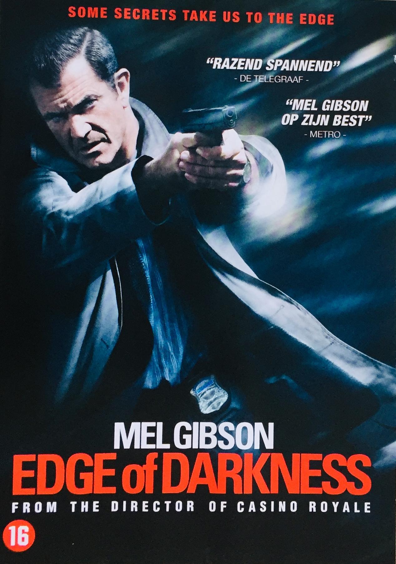 Edge of Darkness / Na hraně temnoty - v originálním znění bez CZ titulků - DVD /plast/
