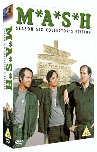MASH - Season Six Collector's Edition - 3 Disc Box Set - v originálním znění bez CZ titulků - 3xDVD /plast/