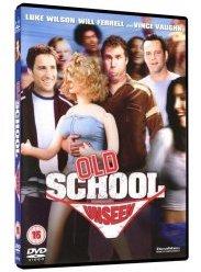 Old School / Mládí v trapu - DVD /plast/