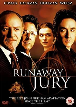 Runaway Jury / Porota - v originálním znění bez CZ titulků - DVD /plast/