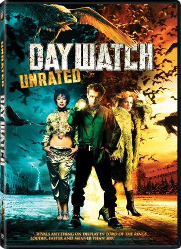 Day Watch / Denní hlídka - v originálním znění bez CZ titulků - DVD /plast/