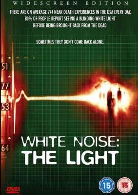 White Noise: The Light / Hlas smrti 2: Světlo - v originálním znění bez CZ titulků - DVD /plast/