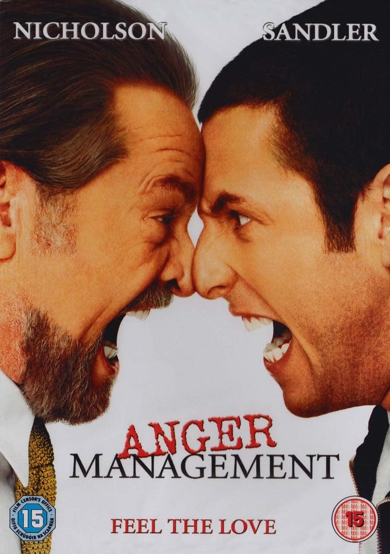 Anger Management / Kurs sebeovládání - DVD /plast/