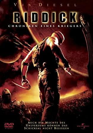 Riddick - Chroniken eines Kriegers / Riddick - Kronika temna - v originálním znění bez CZ titulků - DVD /plast/