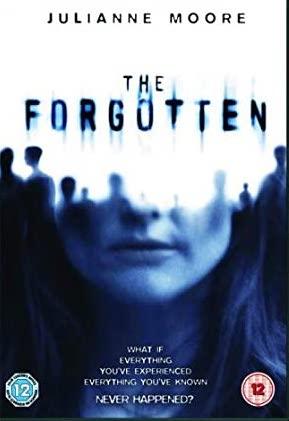 The Forgotten / Zloději paměti - v originálním znění bez CZ titulků - DVD /plast/