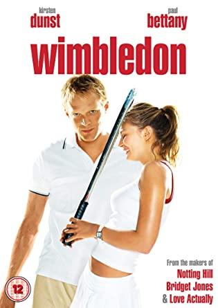 Wimbledon - v originálním znění bez CZ titulků - DVD /plast/