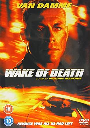Wake of Death / Probuzená smrt - v originálním znění bez CZ titulků - DVD /plast/