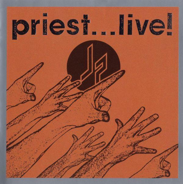 Judas Priest - Priest...live! - CD /plast/