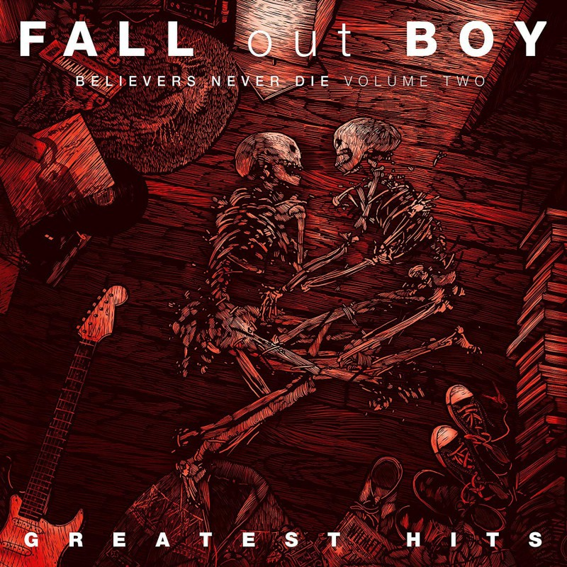 Fall Out Boy - Believers Never Die - Volume Two - CD /plast/