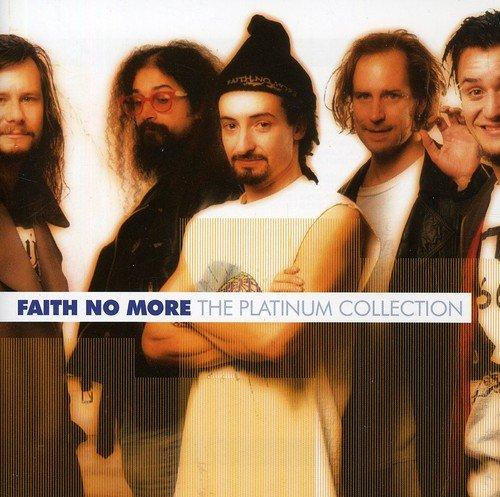 Faith No More - The Platinum Collection - CD /plast/
