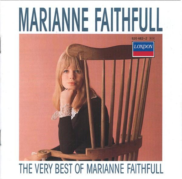 Marianne Faithfull - The Very Best Of Marianne Faithfull - CD /plast/