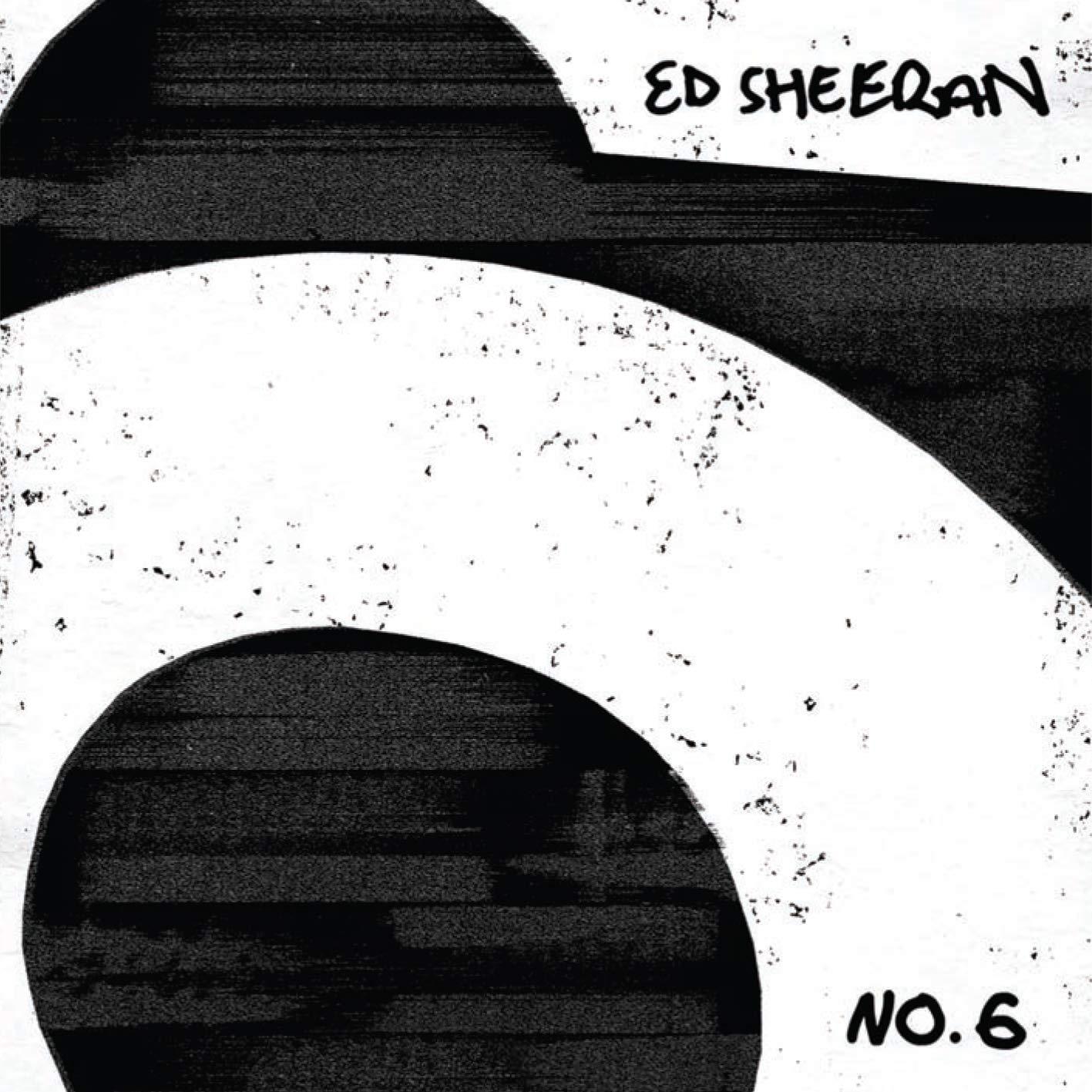 Ed Sheeran - No. 6 Collaborations Project - CD /plast/