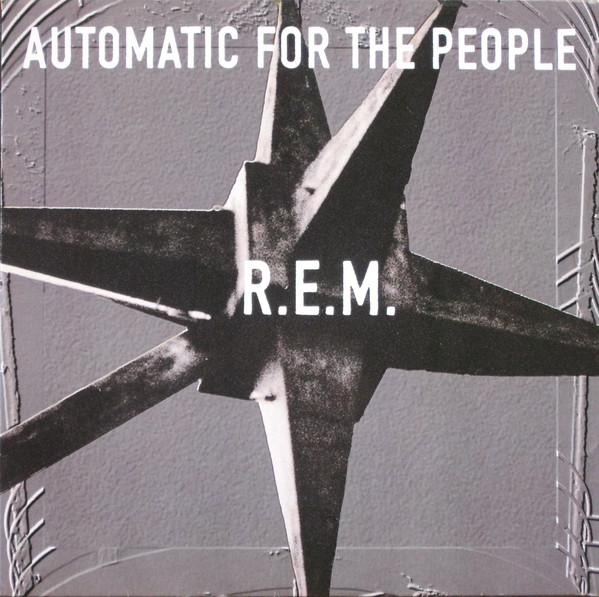 R.E.M. - Automatic for the People - CD /plast/