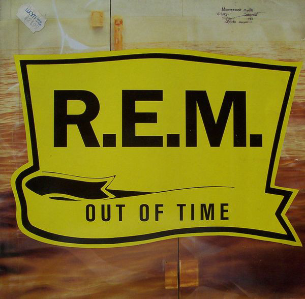 R.E.M. - Out of Time - CD /plast/