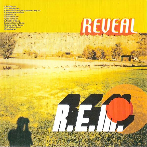 R.E.M. - Reveal - CD /plast/