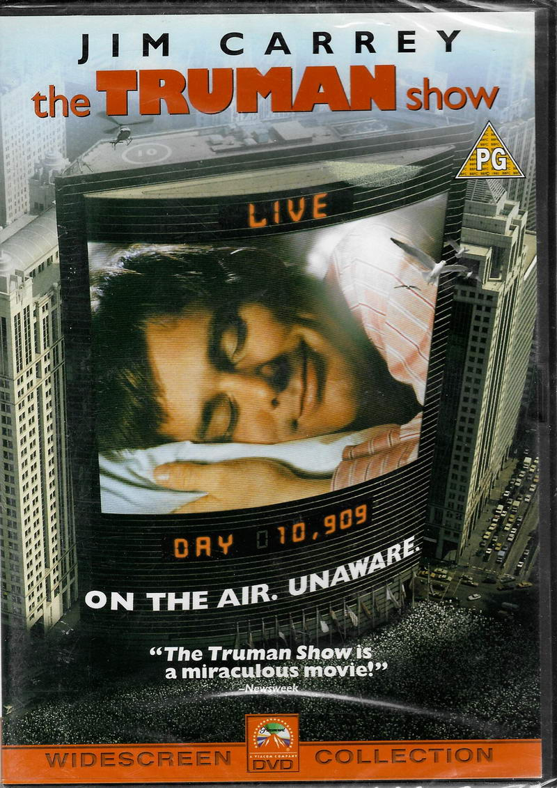 The Truman Show - DVD plast