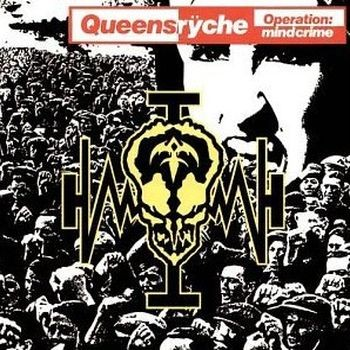 Queensryche - Operation: Mindcrime - CD /plast/