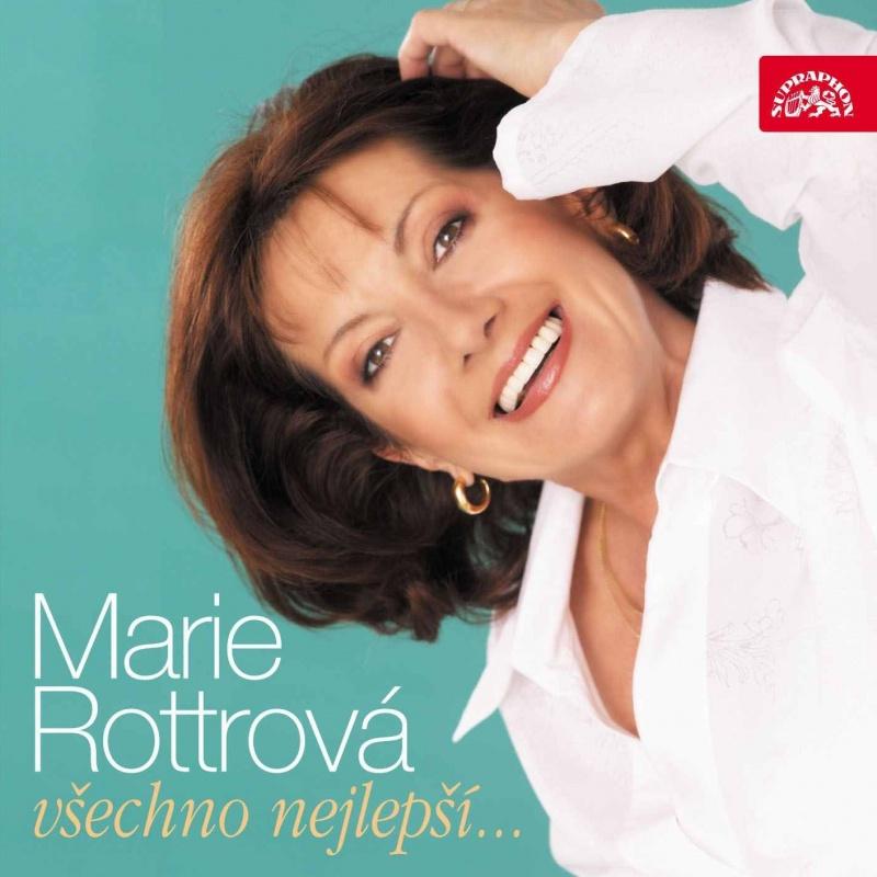 Marie Rottrová - Všechno nejlepší - CD /plast/