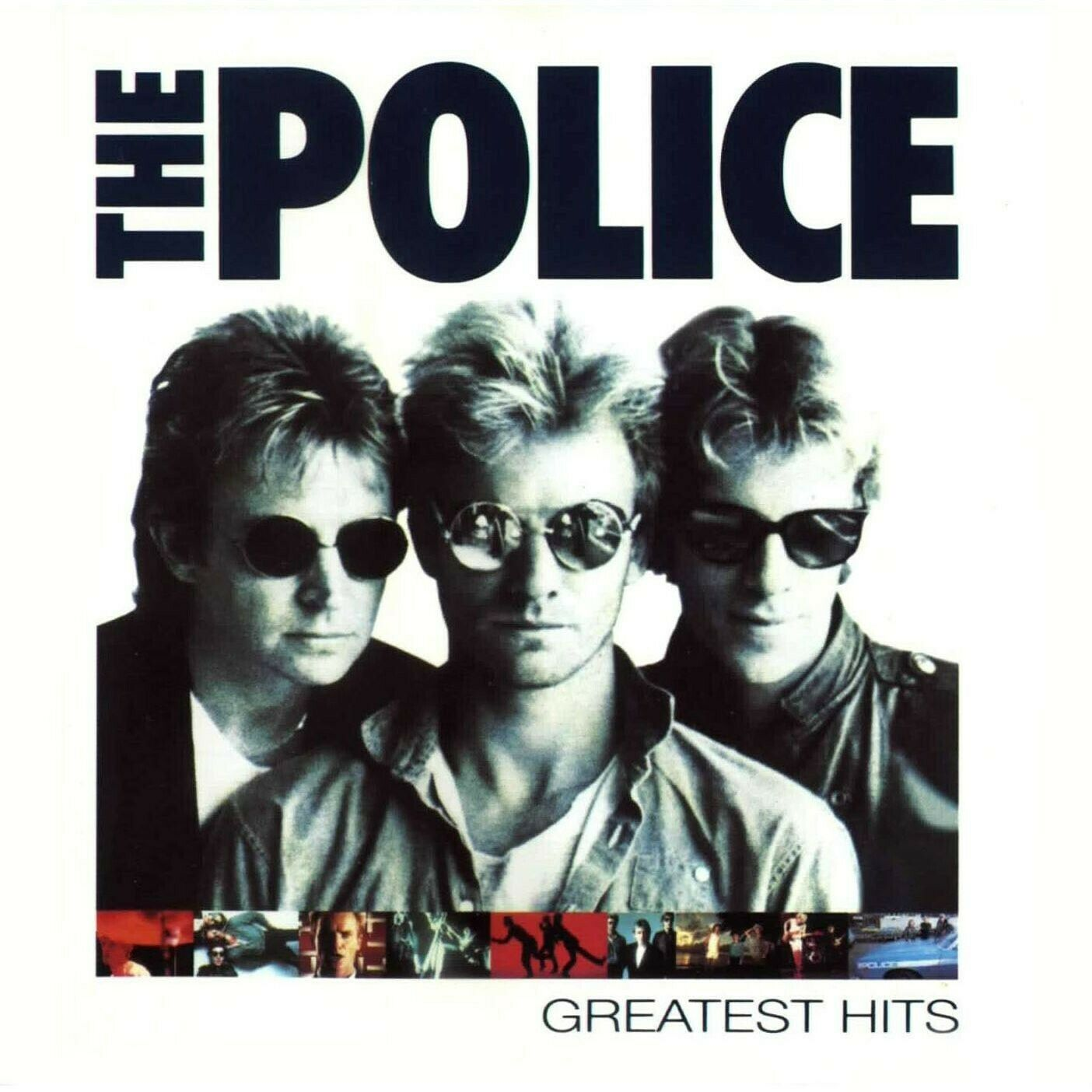 The Police - Greatest Hits - CD /plast/