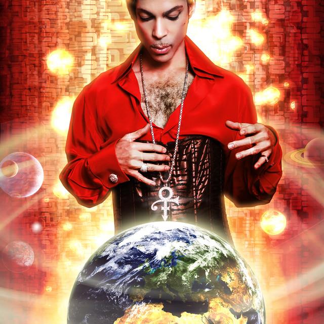 Prince - Planet Earth - CD /digipack malý/