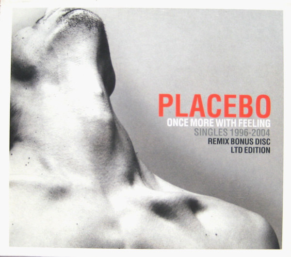 Placebo - Once More With Feeling - Singles 1996-2004 - CD /plast/