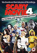 Scary movie 4 - DVD plast ( bez CZ titulků)