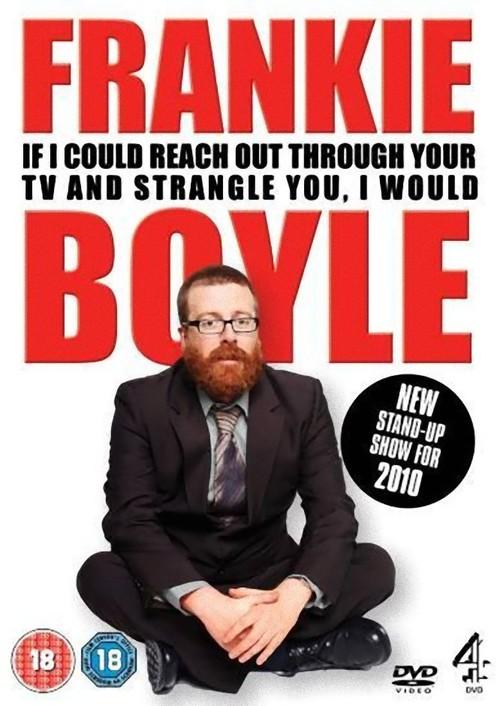 Frankie Boyle - DVD plast ( bez CZ titulků)
