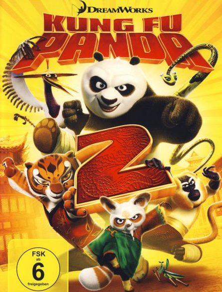 Kung Fu Panda 2 - DVD /plast/