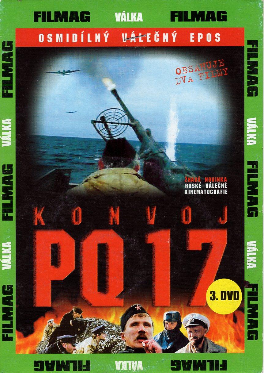 Konvoj PQ17 - 3. díl - DVD /pošetka/