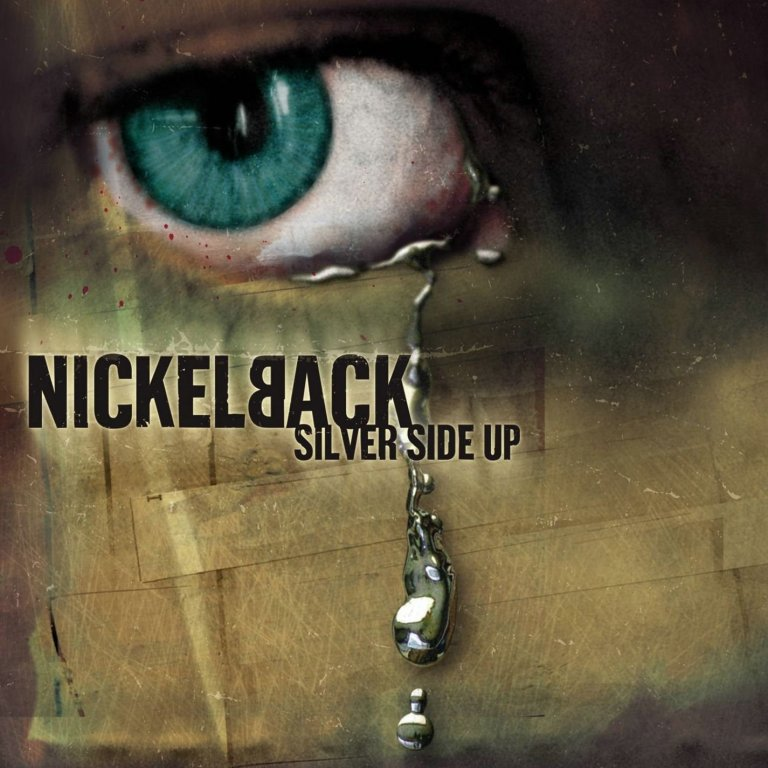 Nickelback - SIlver Side Up - CD /plast/