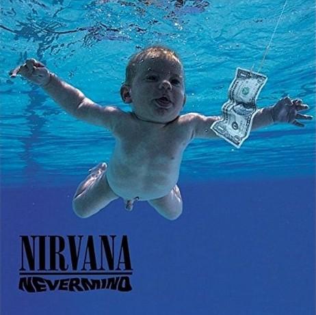Nirvana - Nevermind - CD /plast/