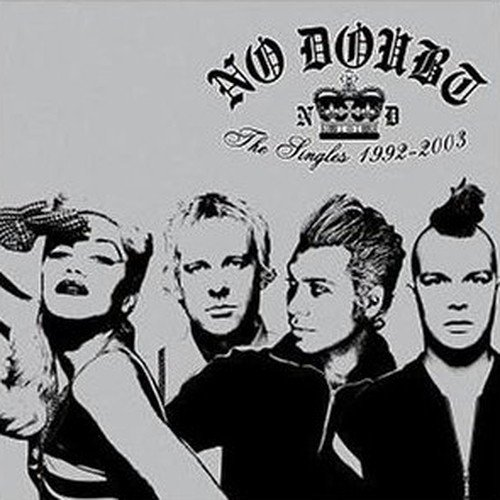 No Doubt - The Singles 1992-2003 - CD /plast/