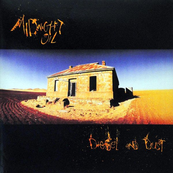 Midnight Oil - Diesel and Dust - CD /plast/