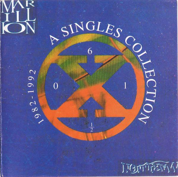 Marillion - A Singles Collection - CD /plast/