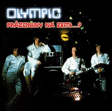Olympic - Prázdniny na zemi - CD /digipack malý/