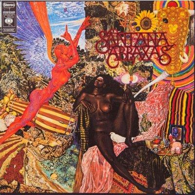 Santana - Abraxas - CD /plast/