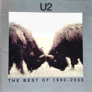 U2 - The Best of 1990-2000 - CD /plast/