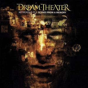Dream Theater - Scenes from a Memory - CD /plast/