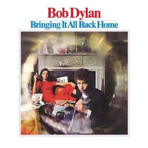 Bob Dylan - Bringing It All Back Home - CD /plast/