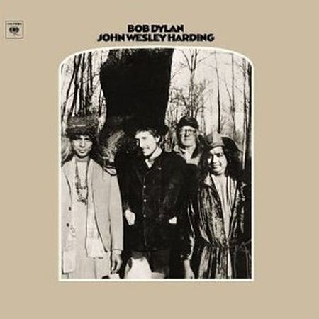 Bob Dylan - John Wesley Harding - CD /plast/