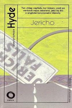 Jericho - Christopher Hyde /bazarové zboží/