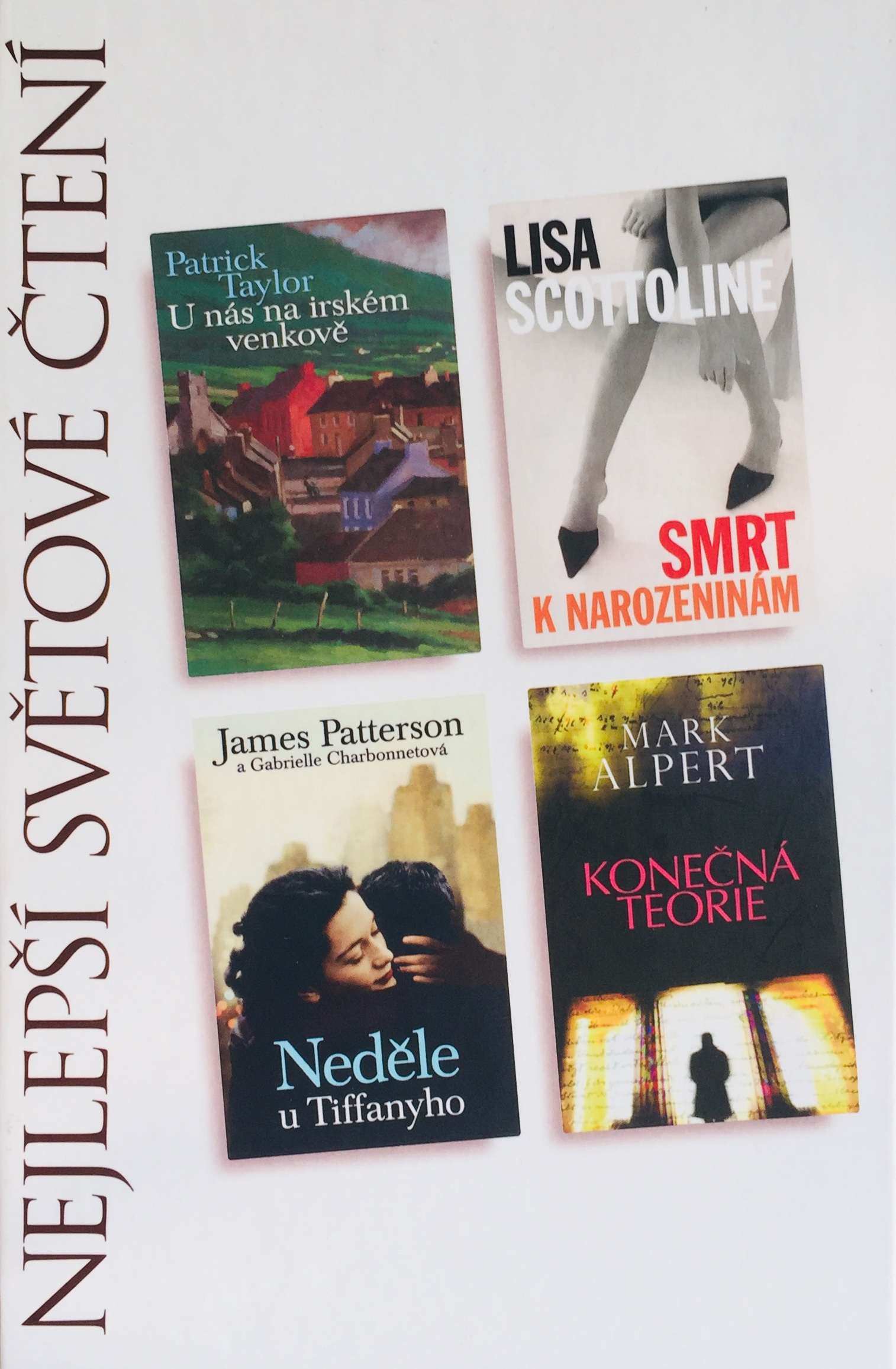 Nejlepší světové čtení